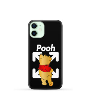 Winnie The Pooh Off White for Cute iPhone 12 Mini Case Cover