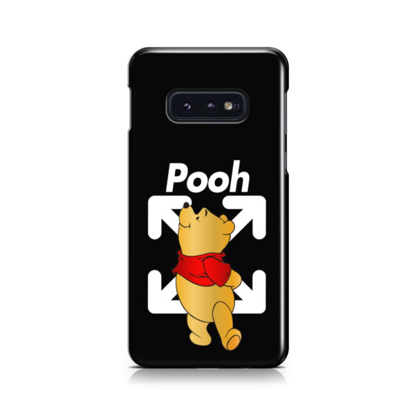 Winnie The Pooh Off White for Simple Samsung Galaxy S10e Case Cover