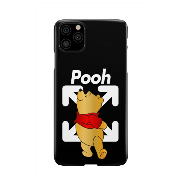 Winnie The Pooh Off White for Stylish iPhone 11 Pro Max Case Cover