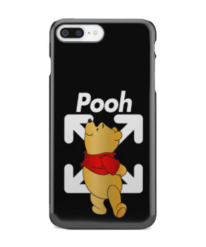Winnie The Pooh Off White for Stylish iPhone 8 Plus Case Cover
