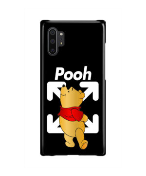 Winnie The Pooh Off White for Stylish Samsung Galaxy Note 10 Plus Case Cover