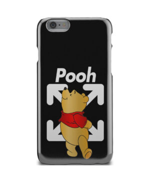 Winnie The Pooh Off White for Trendy iPhone 6 Case Cover