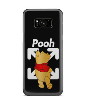 Winnie The Pooh Off White for Trendy Samsung Galaxy S8 Plus Case Cover