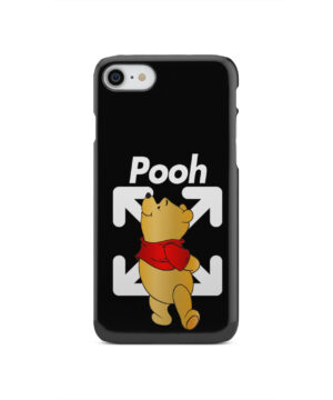 Winnie The Pooh Off White for Unique iPhone SE 2020 Case