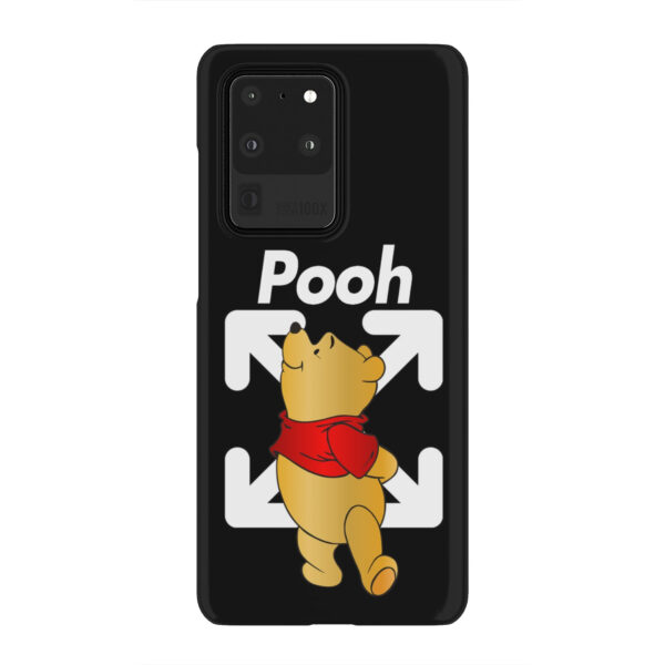 Winnie The Pooh Off White for Unique Samsung Galaxy S20 Ultra Case Cover