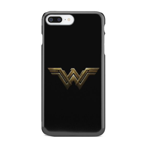 Wonder Woman Logo for Customized iPhone 7 Plus Case Cover