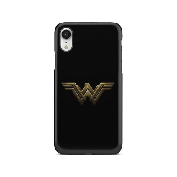 Wonder Woman Logo for Newest iPhone XR Case Cover