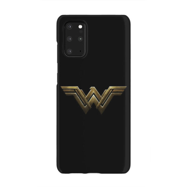 Wonder Woman Logo for Nice Samsung Galaxy S20 Plus Case Cover