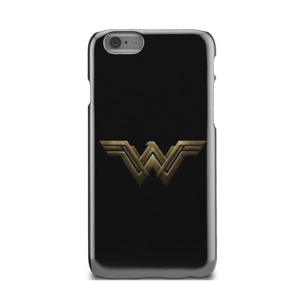 Wonder Woman Logo for Trendy iPhone 6 Case Cover