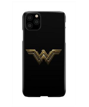 Wonder Woman Logo for Unique iPhone 11 Pro Max Case