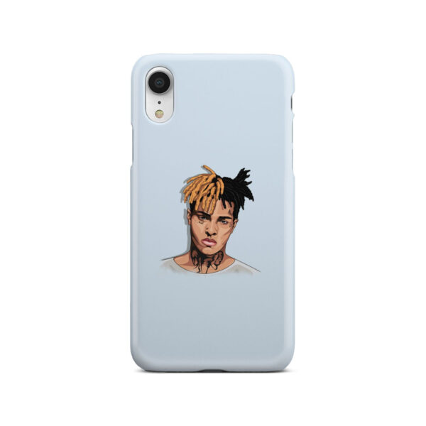 XXXTentacion American Rapper for Custom iPhone XR Case